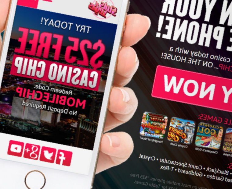 Free Mobile Casino Bonus Cash